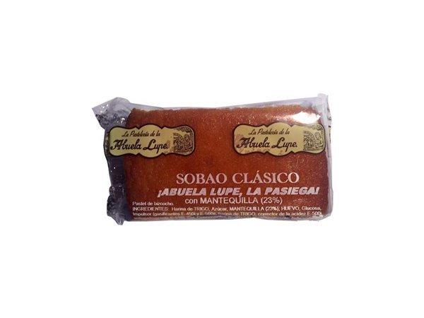 Sobao clásico (¡La Abuela Lupe, La Pasiega!)