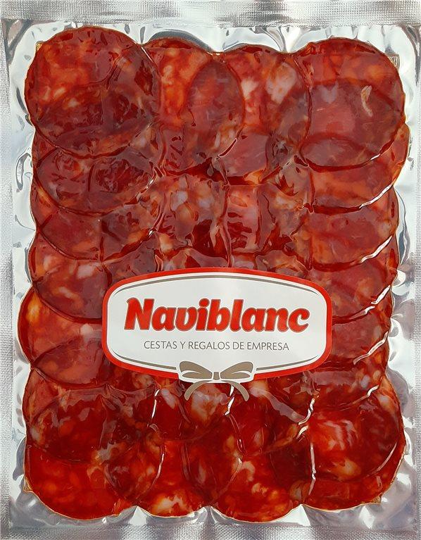 Sobres de Chorizo Ibérico de Bellota 100g