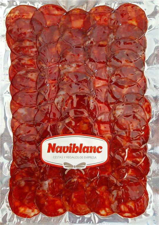 Sobres de Chorizo Ibérico de Bellota 200g