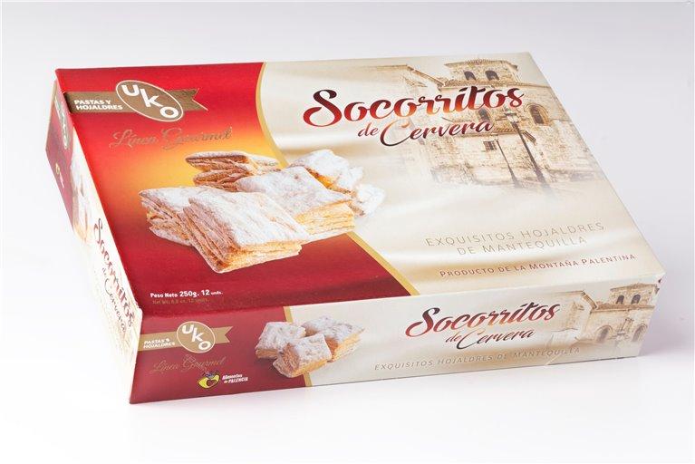 Socorritos de Cervera - Assortment of Puff Pastries