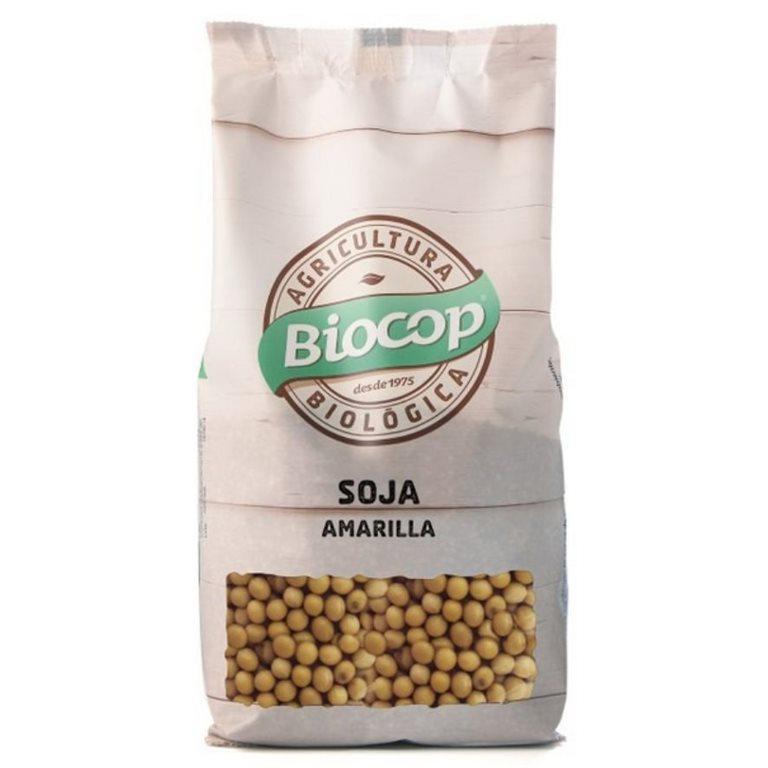 Soja Amarilla Bio 500g