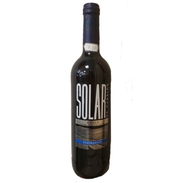 Solar de Carrion Rioja Tempranillo