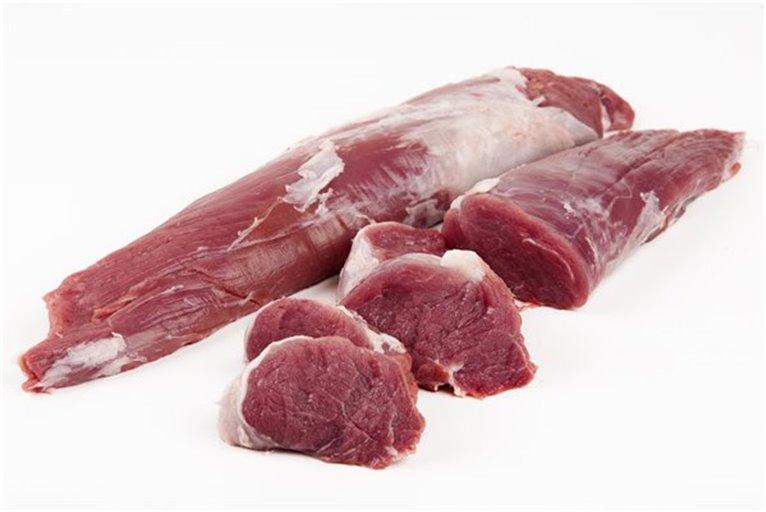 Solomillo de cerdo ibérico