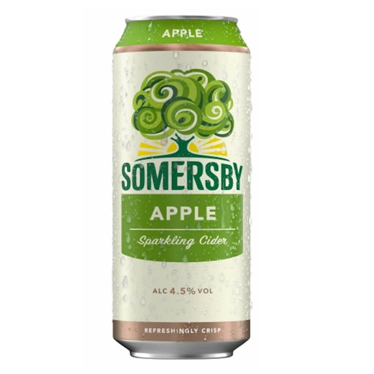 SOMERSBY APPLE 0,50 L.