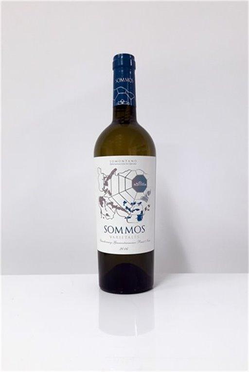 SOMMOS Varietal - Blanco 2014, 0,75 l