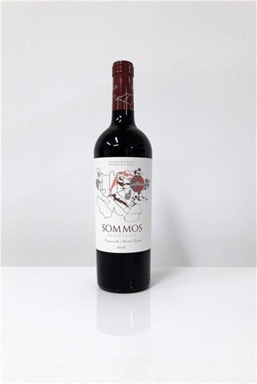 SOMMOS Varietal - Tinto 2014, 0,75 l