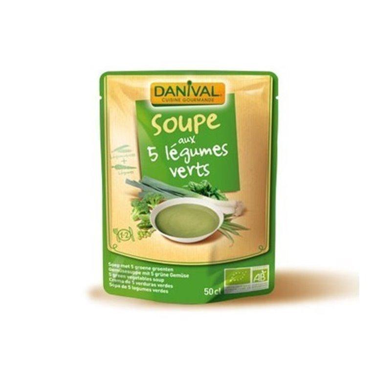 Sopa 5 Verduras, 1 ud