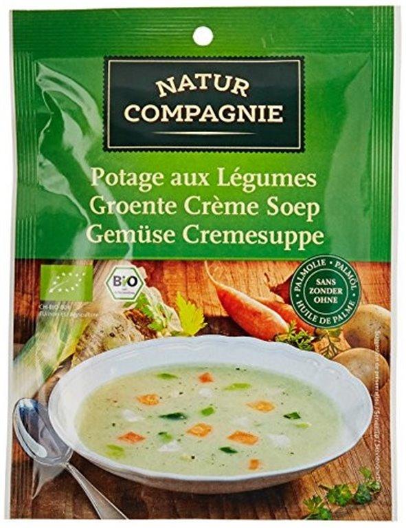 Sopa de verdura, 430 gr