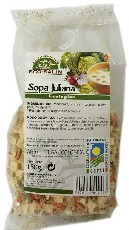Sopa Juliana, 150 gr