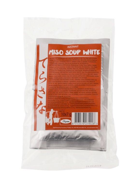 Sopa Miso Blanco Instantanea, 1 ud
