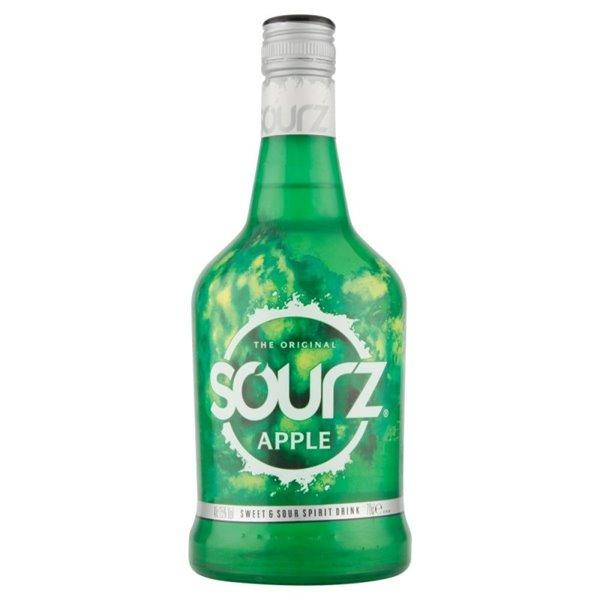 SOURZ APPLE 0,70 L.