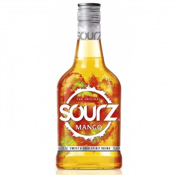 SOURZ MANGO 0,70 L. 15º