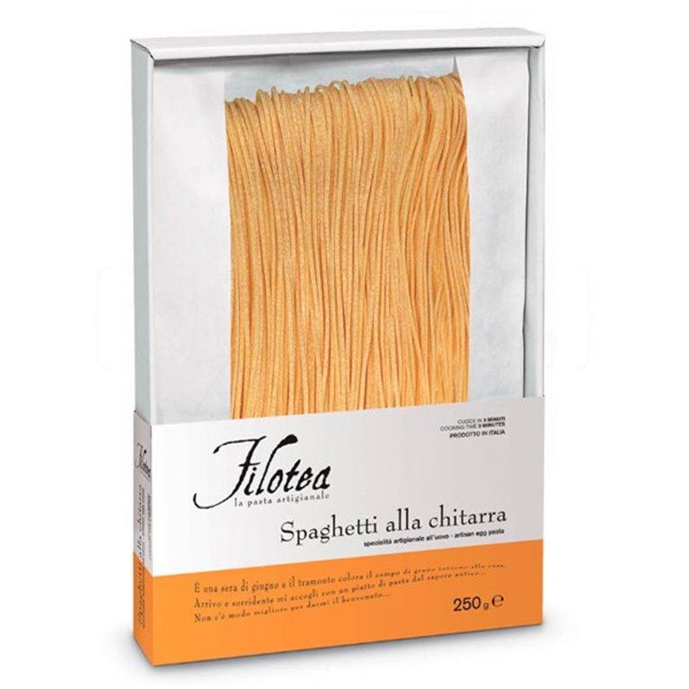 Spaghetti alla Chitarra 250gr. Filotea. 10un., 1 ud