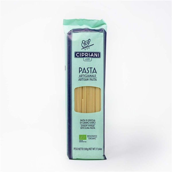 Spaghetti Artesanales 500g Cipriani