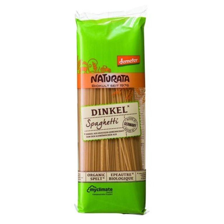 Spaghetti de Espelta Bio 500g, 1 ud