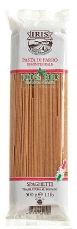 Spaghetti de Espelta Semiintegral Bio 500g