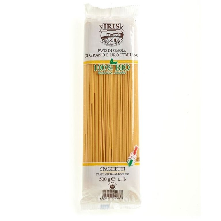 Spaghetti de Trigo Duro Bio 500g