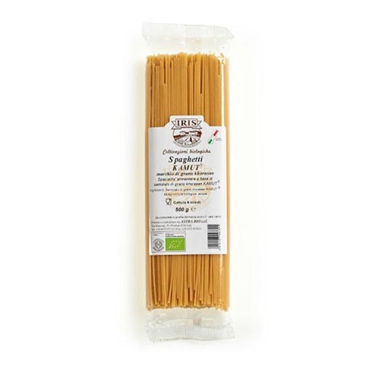 Spaghetti de TRIGO khorasan KAMUT® Bio 500g