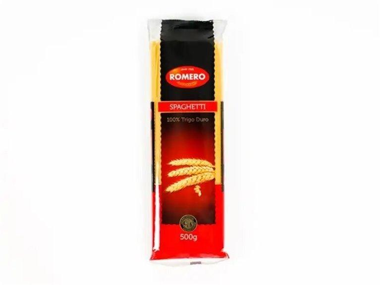Spaghetti Pastas Romero
