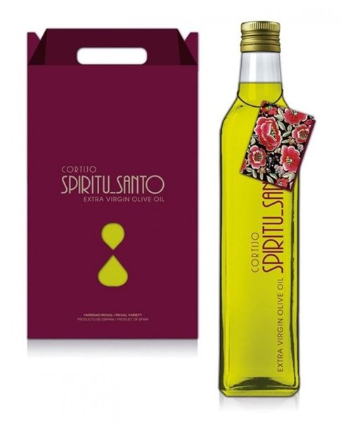 Spiritu Santo. Estuche de 3 Botellas Marasca de 500 ml.