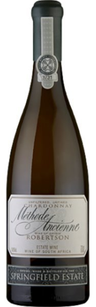 Springfield Methode Ancienne Chardonnay 2012