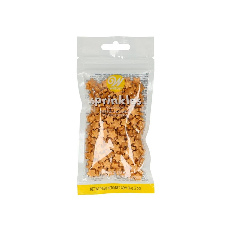 Sprinkles Estrellas doradas
