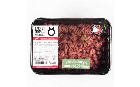 Steak Tartar de Ternera Asturiana