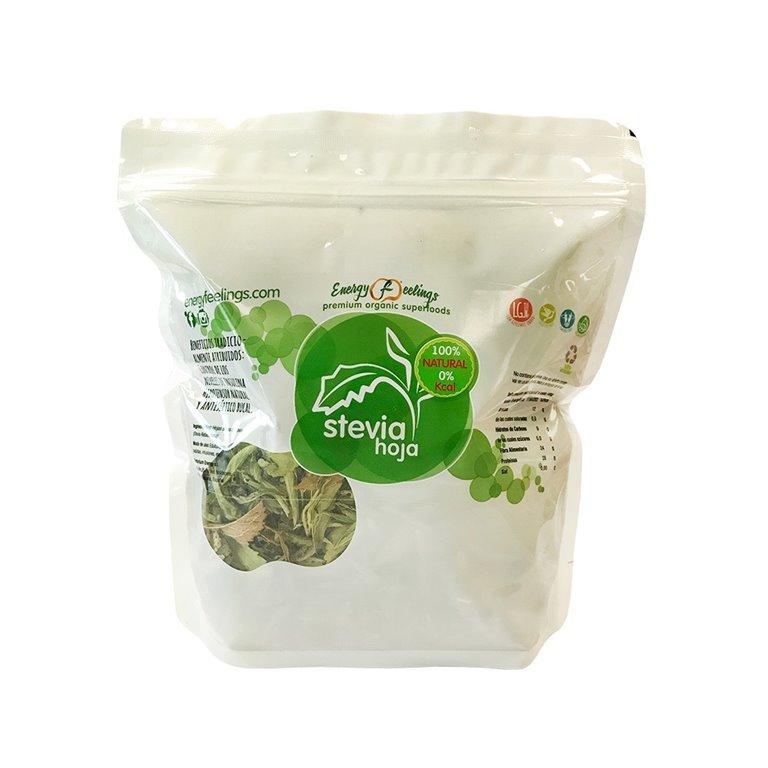Stevia en Hoja 100g