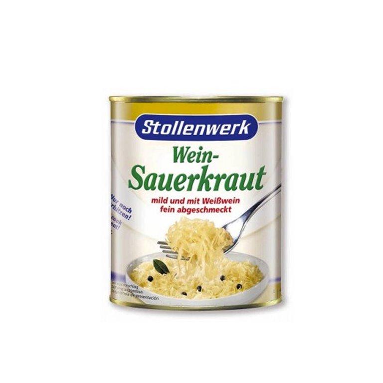 Stollenwerk Wine Sauerkraut 810g