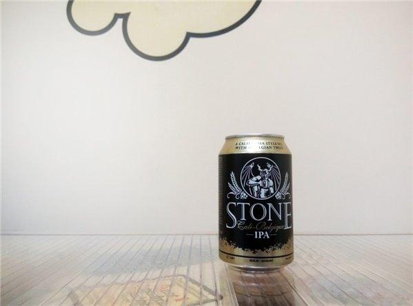 Stone Cali Belgique Lata