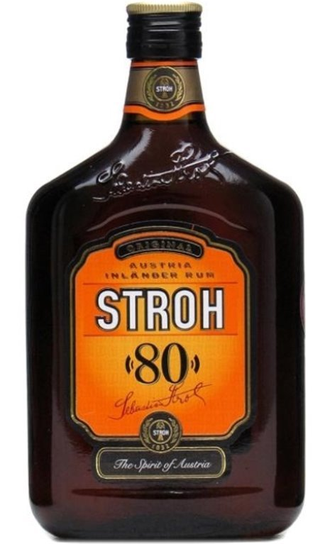 Stroh 80 Rum 1 L