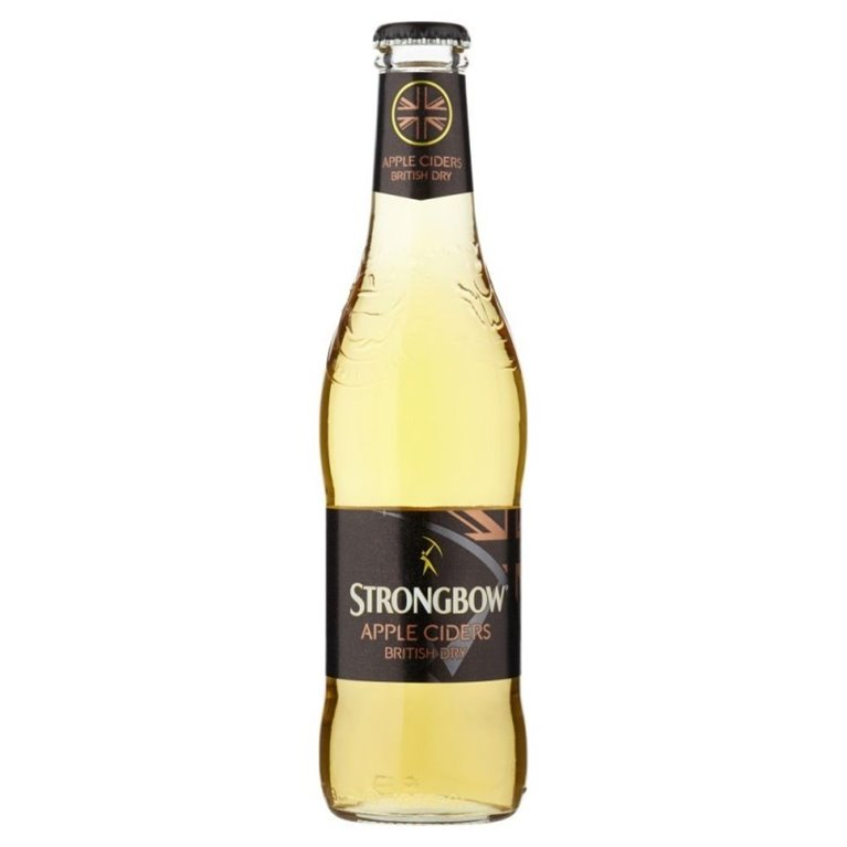 STRONGBOW BOTELLA 0,33 L.