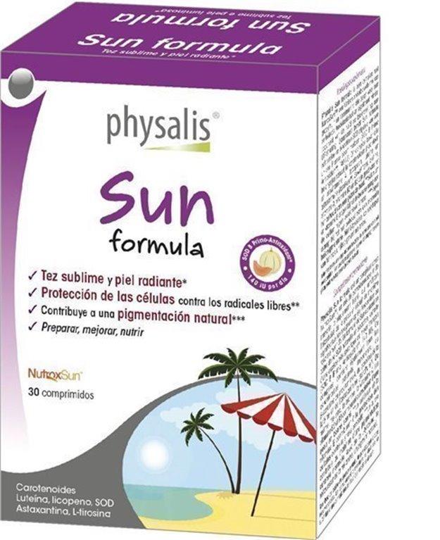 Sun Fórmula