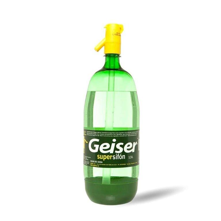 Súper Sifón Geiser 1,5 Litros, 1 ud