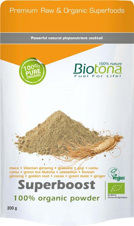 Superboost Raw Powder, 200 gr