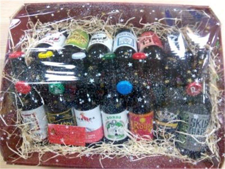 Surtido Cervezas Artesanas, 1 ud