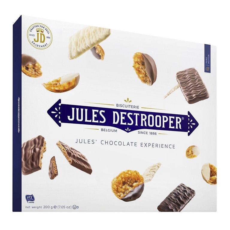 Surtido Chocolate Experience 200gr. Jules Destrooper. 6un., 1 ud