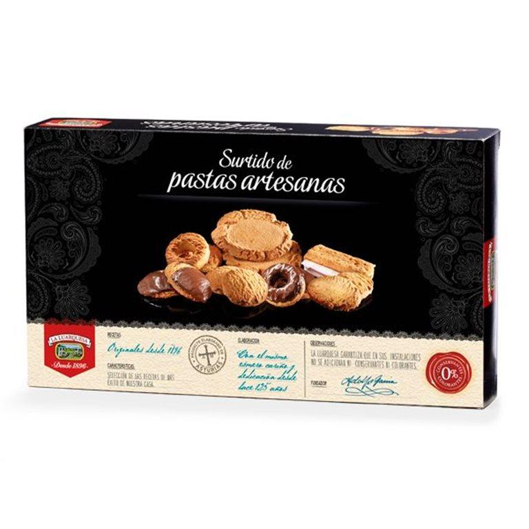 Surtido de Pastas Artesanales La Luarquesa