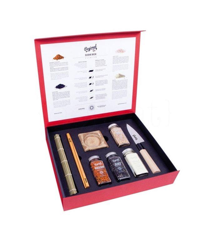 Sushi Box. Regional Co. 1un.