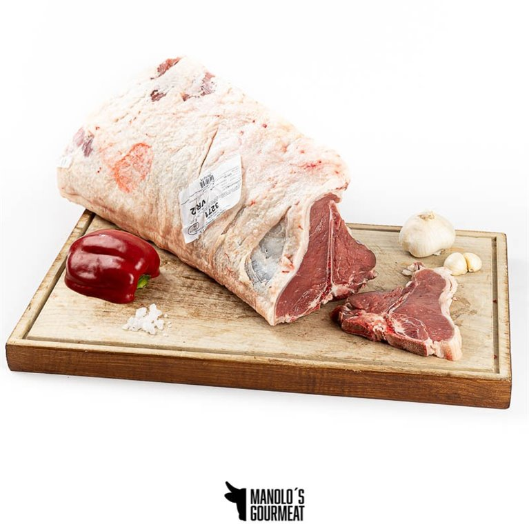 T-Bone ternera (700 grs.)