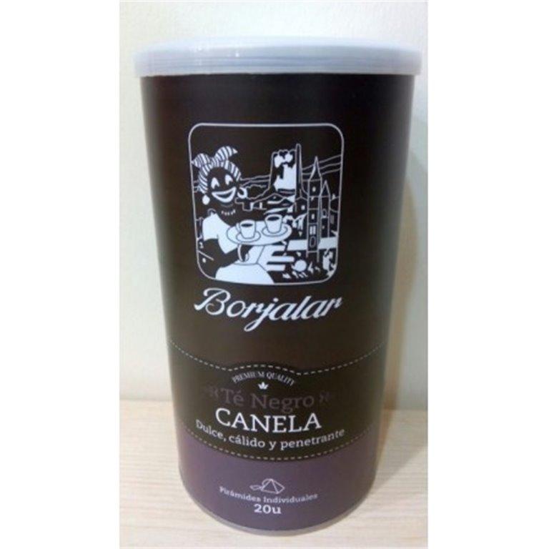 Té negro Canela Borjalar, 1 ud