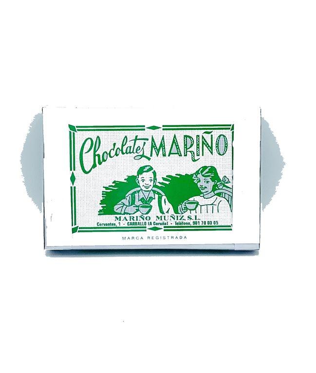Tableta de chocolate a la taza Mariño