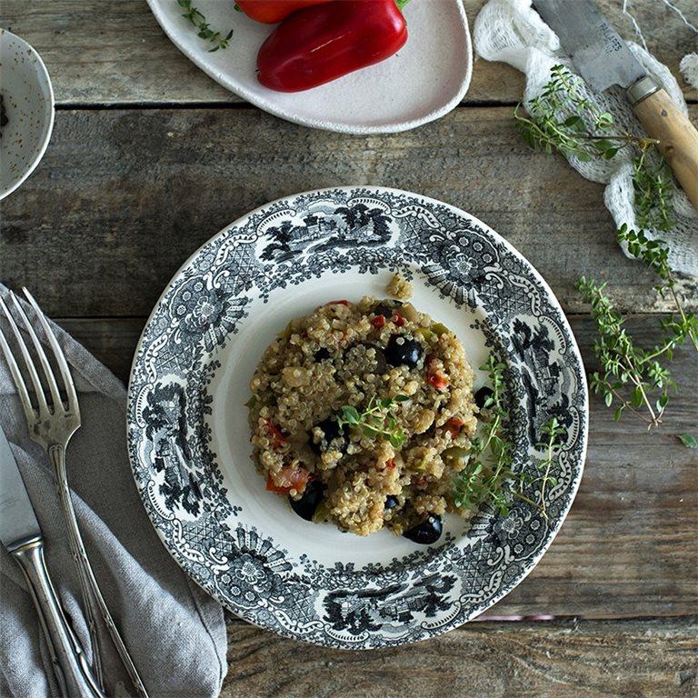 Tabulé de quinoa - 350 g.