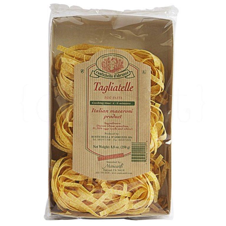 Tagliatelle 250gr. Rustichella D'abruzzo. 12un., 1 ud