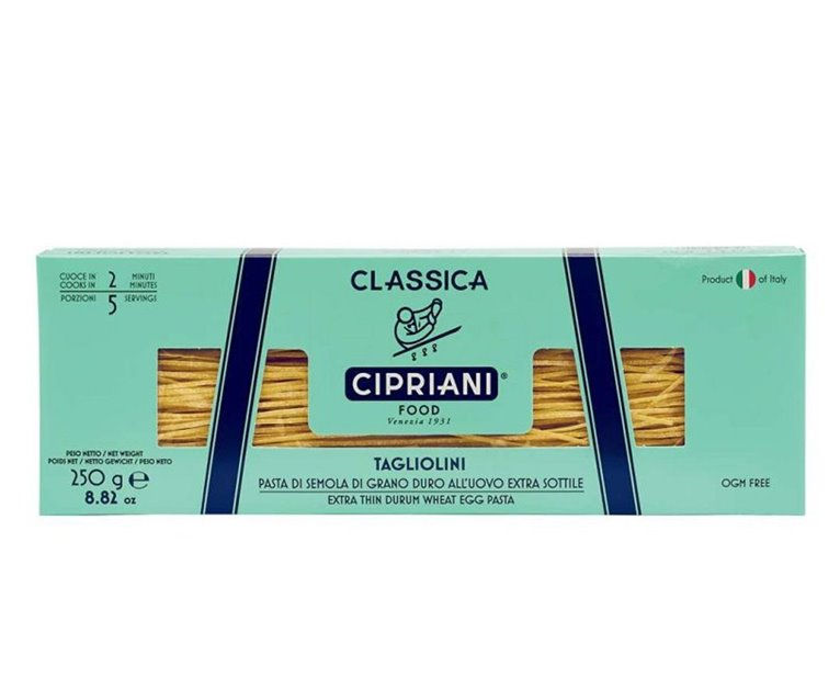 Tagliolini 250gr. Cipriani. 12un., 1 ud