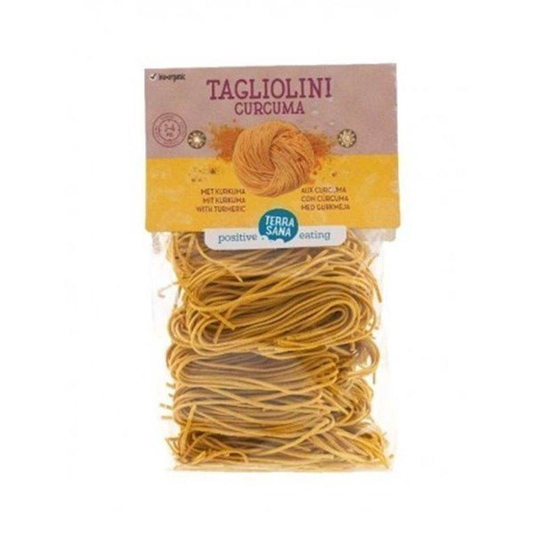 Tagliolini con cúrcuma, 250 gr