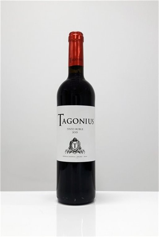 TAGONIUS - Tinto Roble 2015, 0,75 l