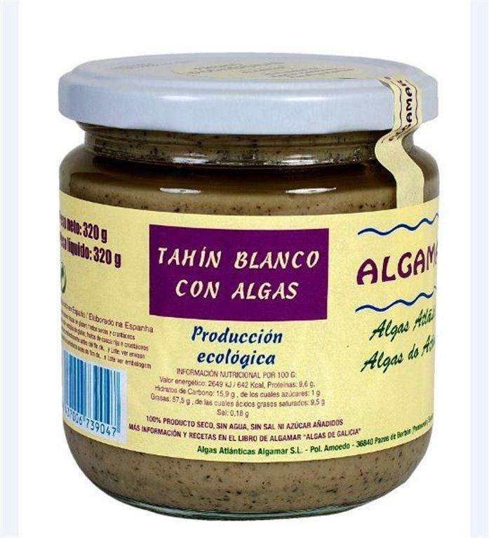 Tahin Blanco con Algas Bio 330g