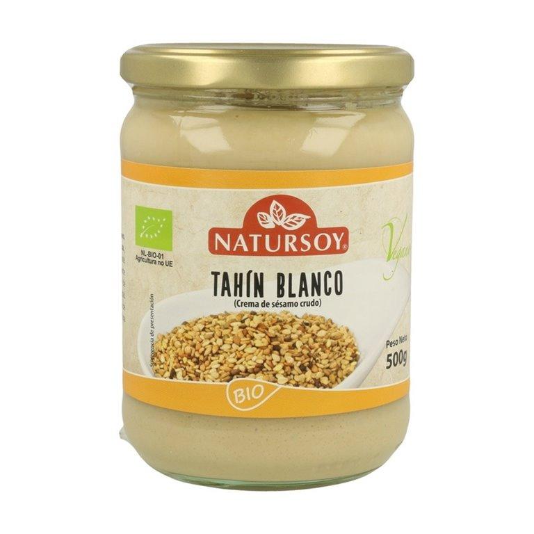 Tahin Blanco Crudo Bio 250g