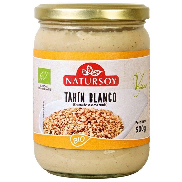 Tahin Blanco Crudo Bio 500g